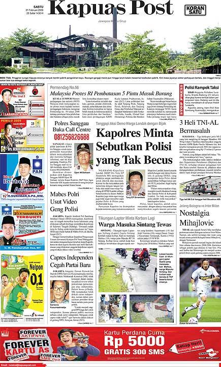 Kapuas-Post