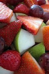 Apples, Grapes & Strawberries