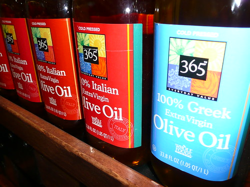 Why do we have to eat two tsp. of healthy oil? by LauraMoncur from Flickr