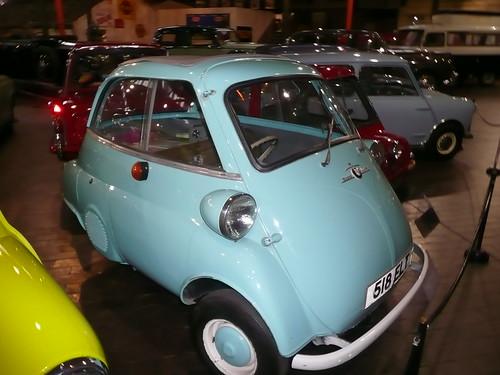 60's Bubble Car - Beaulieu 2011
