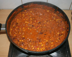 Home made Chili con Carne