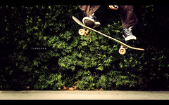 Thrasher (isayx3) Tags: portrait self magazine star nikon all skateboarding ollie sp converse hightops skateboard skater 24mm softbox allstar chucks f28 thrasher sb800 d40 24mmf28af strobist