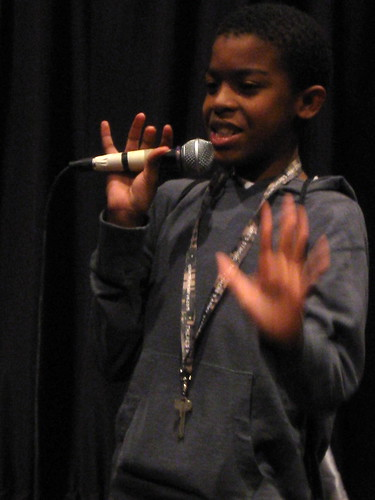 Kristan Williams @ Second City Training Center Teen Stand-up Student Show April 2, 2009
