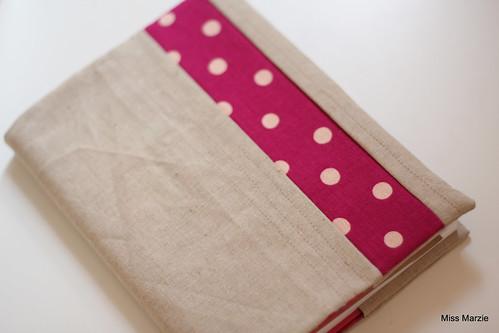 Handmade Notebook Holder