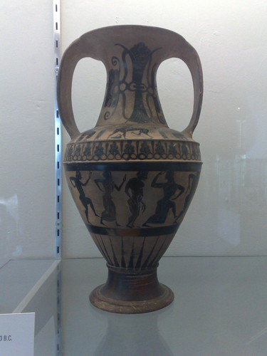Vases: Decorative Greek Vases, Roman Urns and Compotes