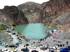Band Darreh (Persian: بند دره ) in Sizdah Be-dar Festival