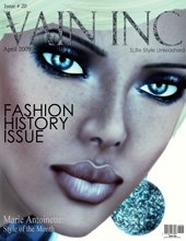Vain Inc. Magazine Issue #20 - April 2009 (The Real Cover)