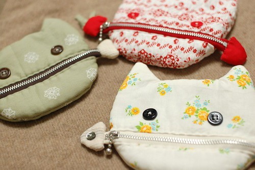 cat pouches
