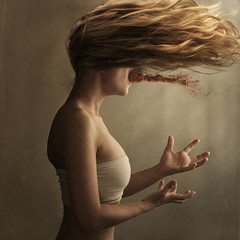render (brookeshaden) Tags: selfportrait render remove soul catch breathe reject transform exhale spilling inhale expel removing nikond80 brookeshaden ghostlytakemysouloutinpieces