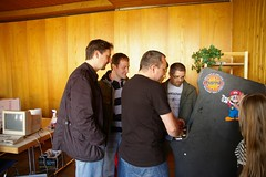 HomeCon - Mame Maschine (amigaones) Tags: amiga atari mame schneider neogeo homecomputer telespiel heimcomputer homecon