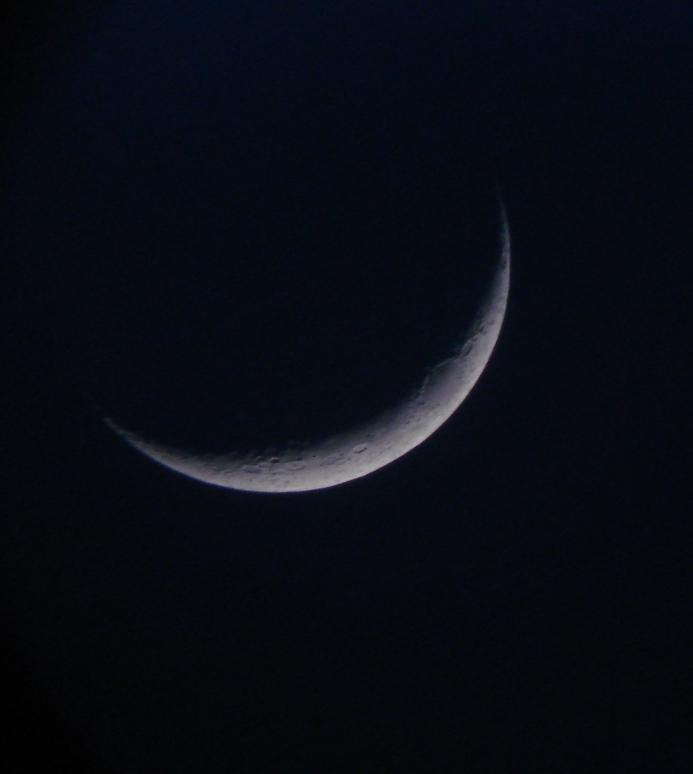 Crescent Moon 068