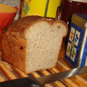 pain seigle-châtaigne aux fruits secs