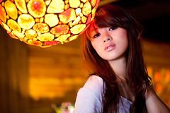 Daphny (swanky) Tags: portrait people woman cute girl beauty canon asian eos model asia pretty taiwan babe taipei    murano 2009 taiwanese  dcview  daphny    5dmarkii 5d2 5dmark2
