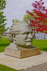 Arthur Fiedler (steveroy82) Tags: park sculpture boston ma arthur fiedler wate arthurfiedler arthureidler