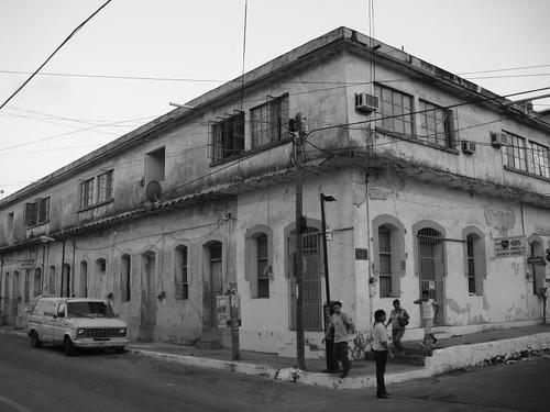Tampico backstreet...