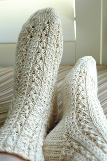 Free Knitting Pattern For Moon Socks : Ravelry: Seduction Socks pattern by Ann Budd