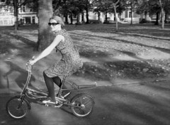 Moulton Midi autumn (ToniPaintings) Tags: bike bicycle midi moulton