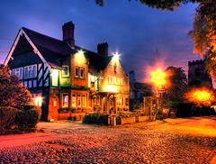 Rams Head Pub Grappenhall, Cheshire at Night (Hotpix [LRPS] Hanx for 1.5M Views) Tags: uk trees houses sunset england food house hot church public beer night garden noche warrington pub inn pix village shot cheshire drink pics dusk head tripod smith cobbled tony lane pubs rams favourite cobbles nuit picks englad a50 hotpix hotpics ceshire tonysmith hotpick a56 grappenhall hotpic hotpicks grappenhallvillage nightshotramsheadgrappenhall cheshireatnightnightshotwarringtongrappenhall hotpixuk hotpixfreeservecouk dblringexcellence tonysmithhotpix