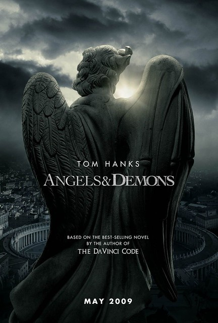 Poster of Angels and Demons