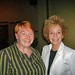 Carole Migden and Emily Drennen