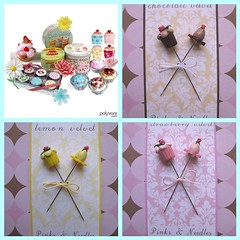 Spring Time Sweetness Pin Toppers