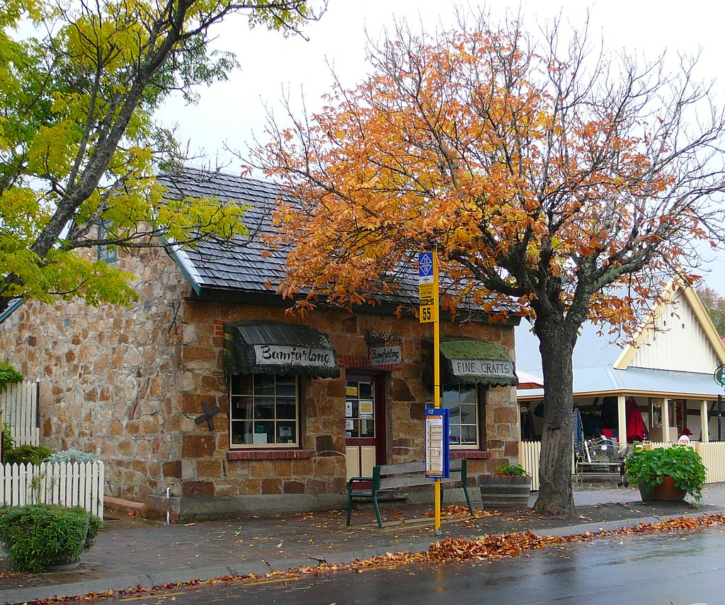 Autumn in Hahndorf