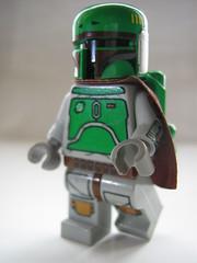 IMG_0766 (J.P.s CUSTOM MINIFIGS) Tags: starwars lego bobafett boba minifig custom bountyhunter mandalorian starwarslego customlego decaled cloudcitycustom