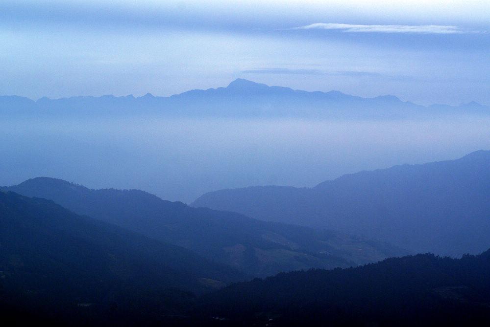 奇萊Day3-34 雪山山脈