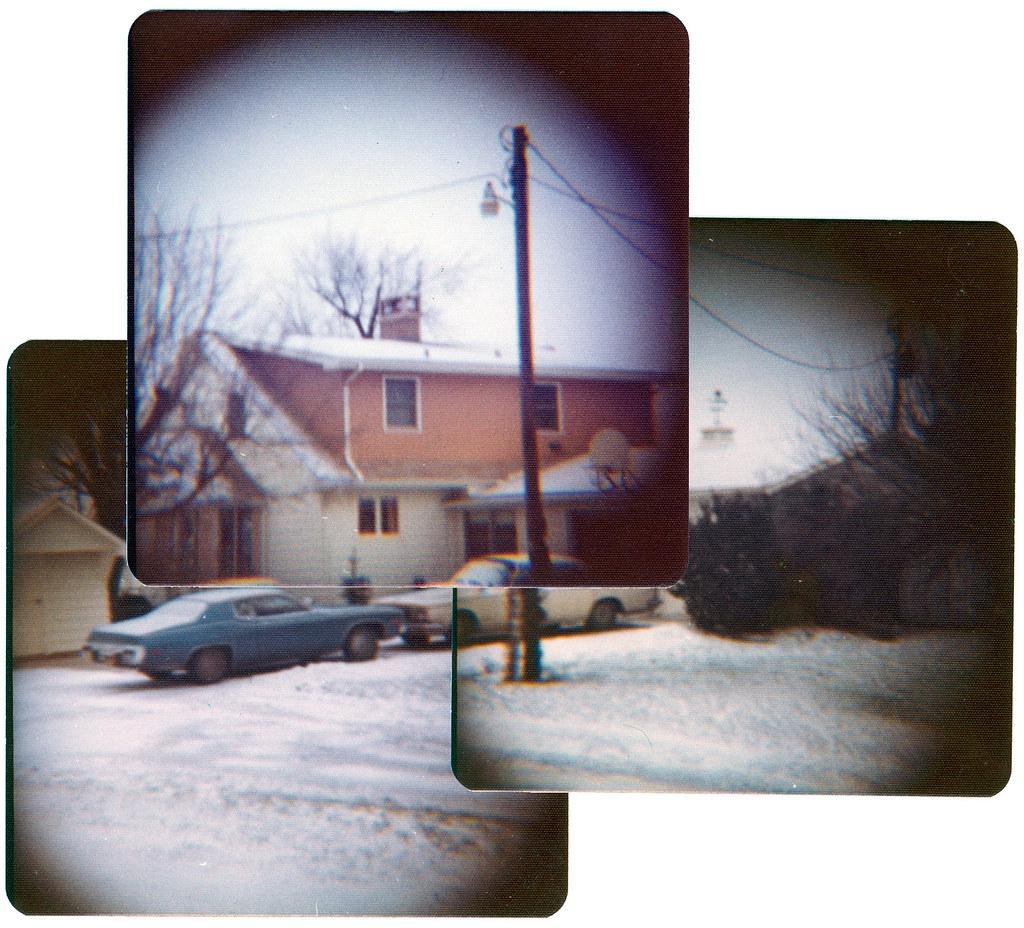 Farmhouse Collage