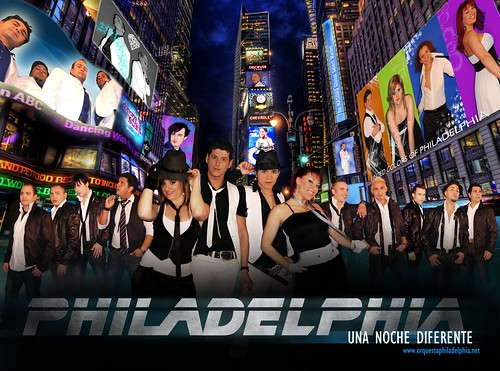 Philadelphia 2009 - cartel