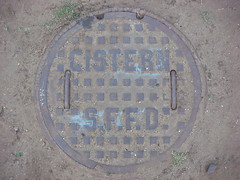 SFFD Cistern cover