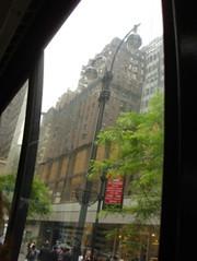 NYC building