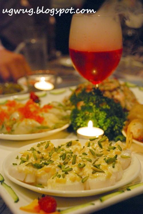 Tastiest Food Of The Night - Scallops