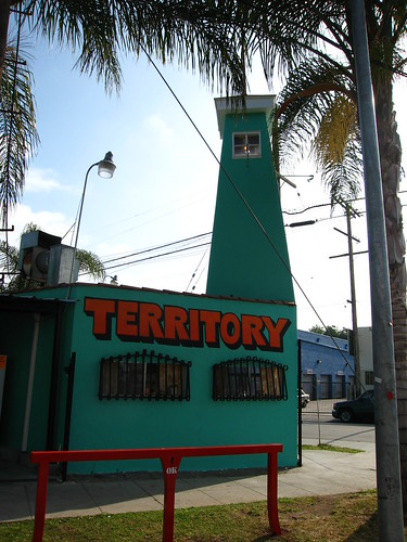 Territory BBQ and Records