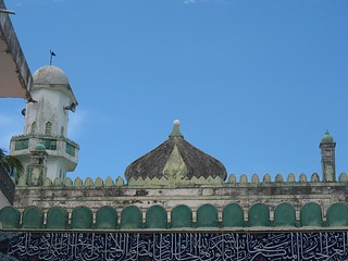 Mosque in Mombasa old town
