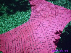 crystal garden (jjabie) Tags: knitting kal crystalgardenpicnik