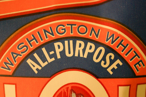 Washington State flour