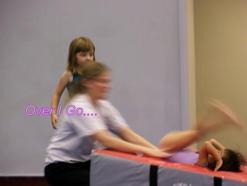 June 09 First Gymnastics Class  038