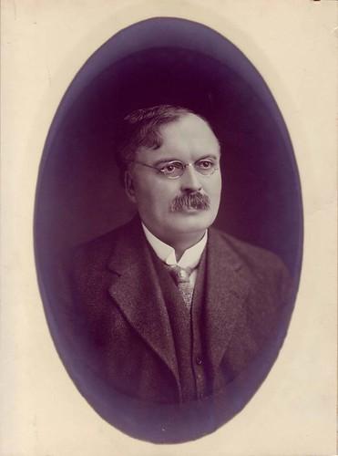 Photograph of William John Hanna