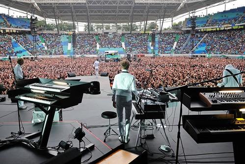 Polarkreis 18 Live @ Zentralstadion Leipzig