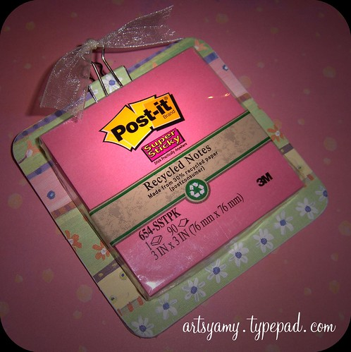 Post-it Pad for Mom