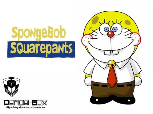 gato cósmico Doraemon Bob Esponja