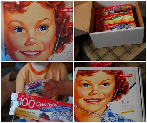Little Debbie Gift Pack