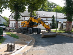 Sanierung Dorfstraße