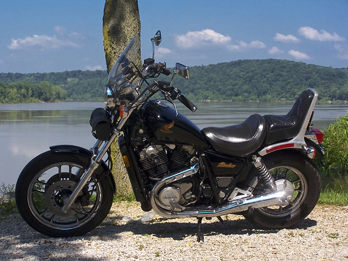1985 Honda Shadow VT700C