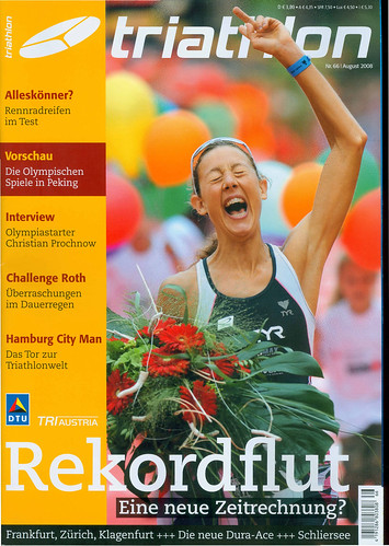 Triathlon (Germany) - August 2008