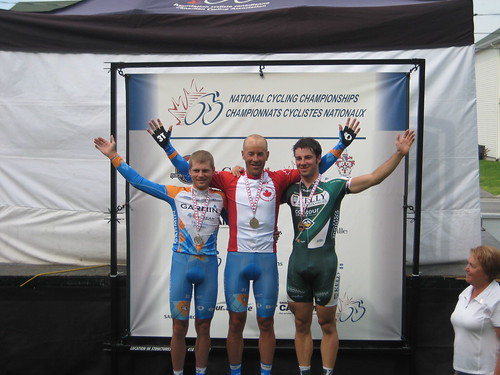 Tuft and Meier go first, second in Canadian TT champs!