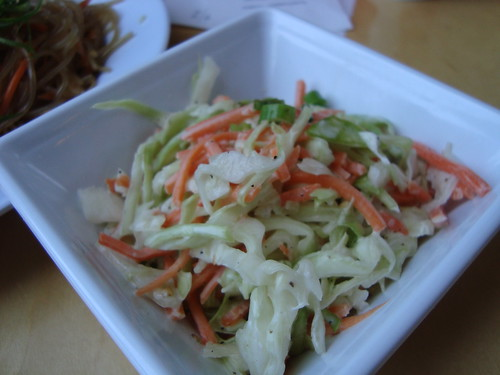 Asian Sesame Slaw @ Starry Kitchen