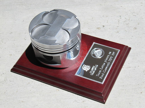 Piston from Lotus Cosworth DFV 339