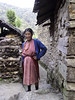 Arunachal Pradesh : Tawang, Monpa village #5 (foto_morgana) Tags: portrait people india hat asia village tribal tibetan ethnic tawang minorities traditionalclothing arunachalpradesh adivasi monpa tawangcircle